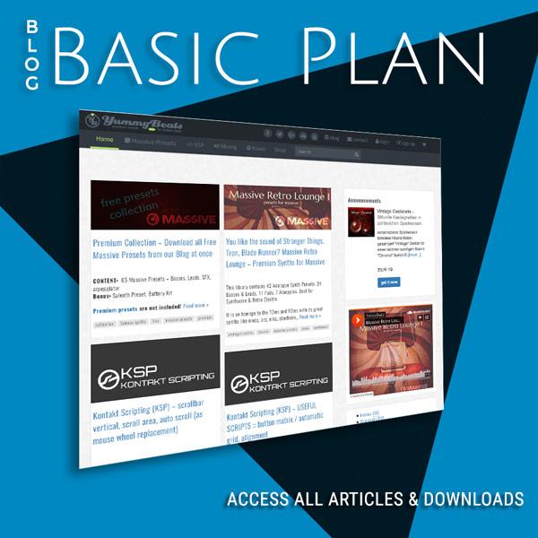 [Basic Plan]