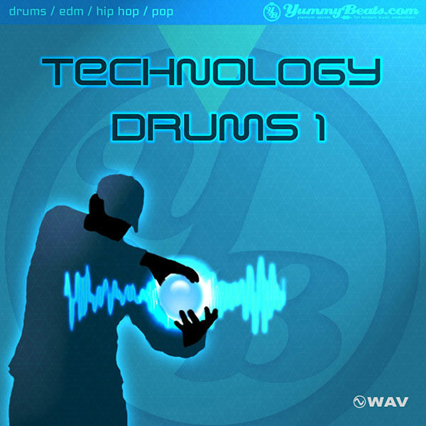 Technology Drums 1
