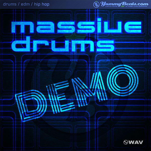 [Massive Drums Demo]