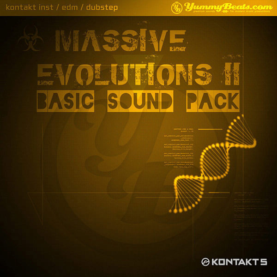 Massive Evolutions 2 - Basic Sound Pack