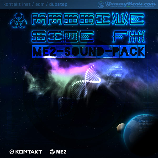 ☣ Massive Side FX (edm synths) #ME2