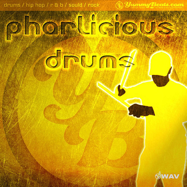 Pharlicious Drums 1