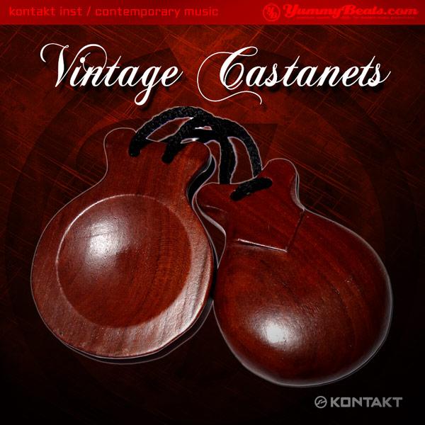 [Vintage Castanets]
