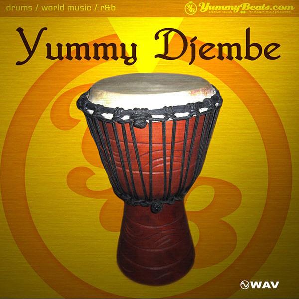 Yummy Djembe 1